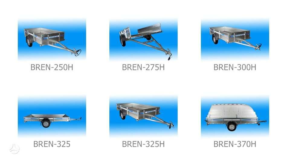 -Kita- Brentex, lengvųjų automobilių priekabos