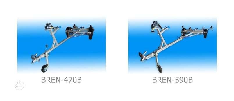 -Kita- Brentex, vandens transporto