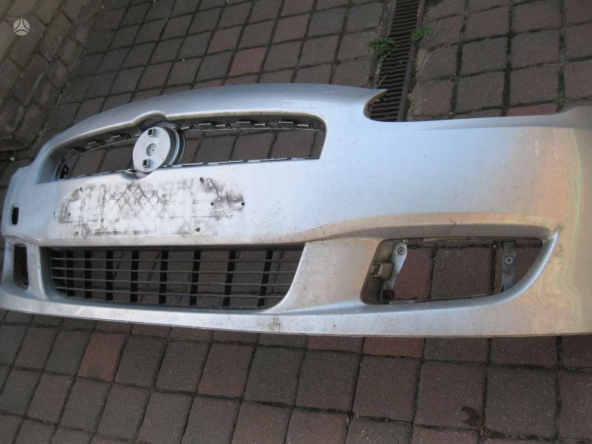 Fiat Bravo. Buferis----- groteles