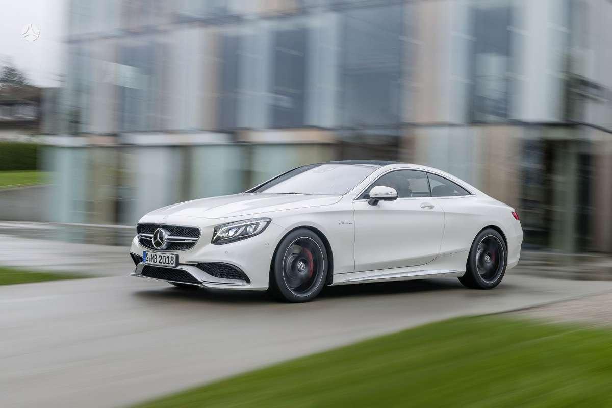 Mercedes-Benz S klasė. Naujų originalių automobilių detalių už