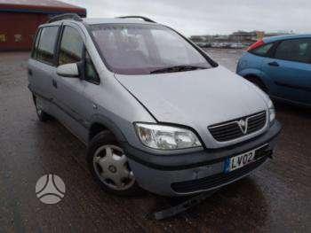 Opel Zafira, 1.6 l., vienatūris