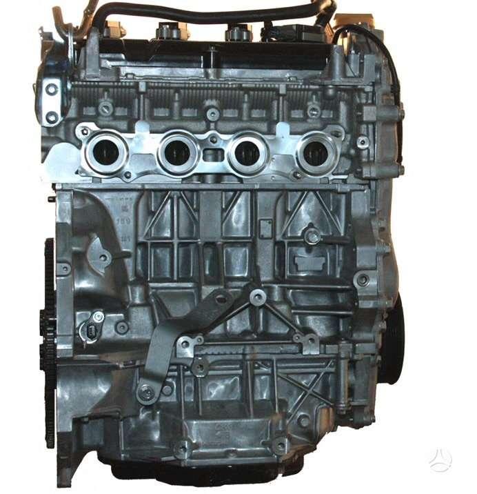 Nissan Qashqai. Naujas variklis mr20 rida 0 km novi motor
