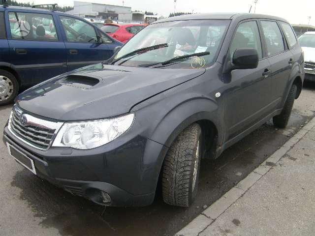Subaru Forester dalimis. Jau  lietuvoje.