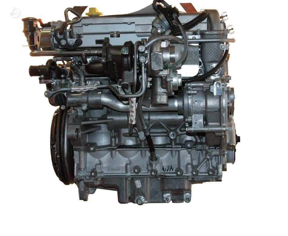 Saab 9-3. Naujas variklis b207l novij motor new engine