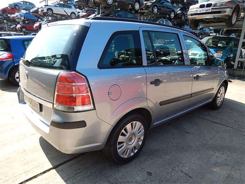 Opel Zafira dalimis. Rida 110000km 8620 34257