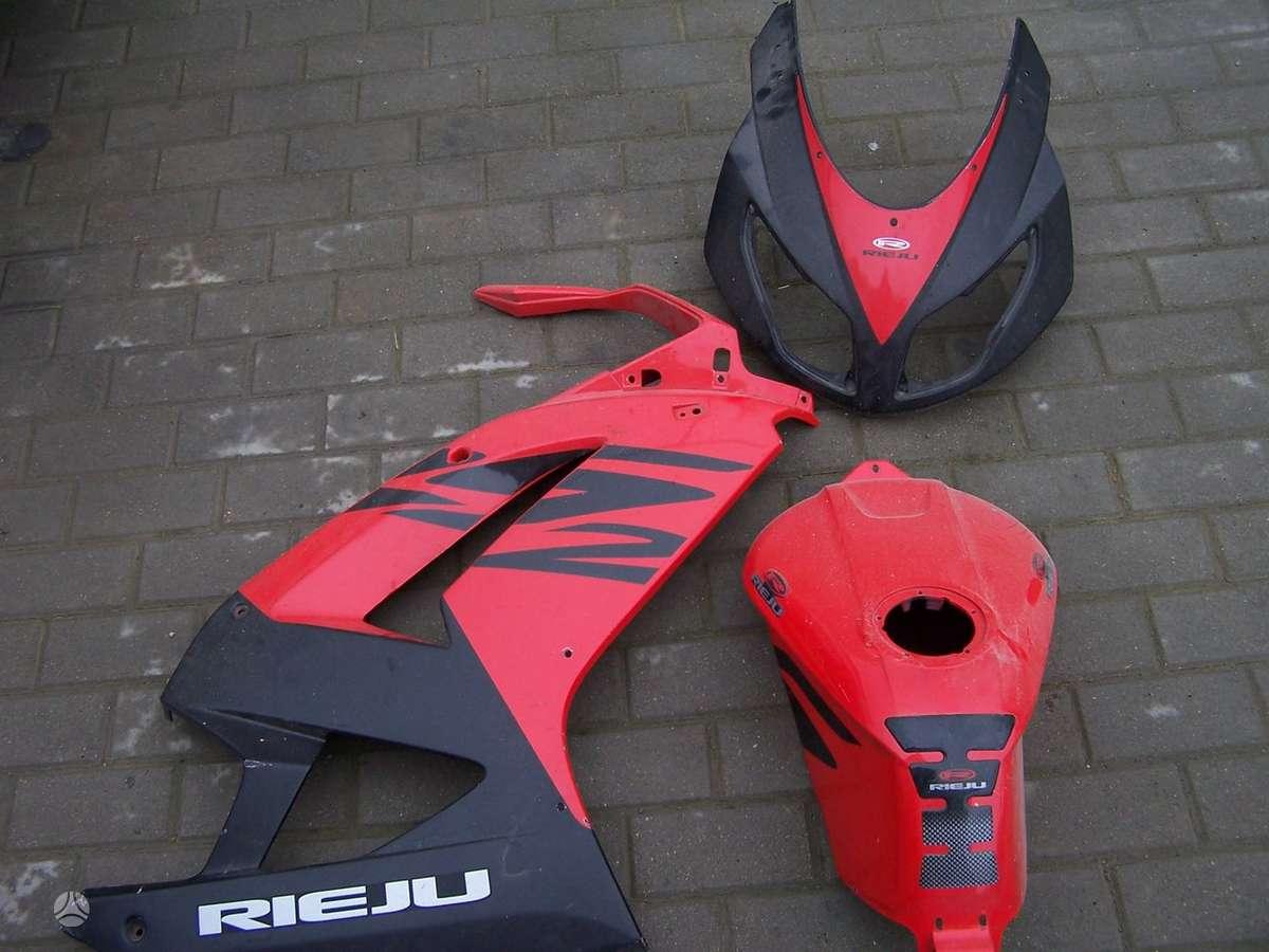 Rieju -kita-, sportiniai / superbikes