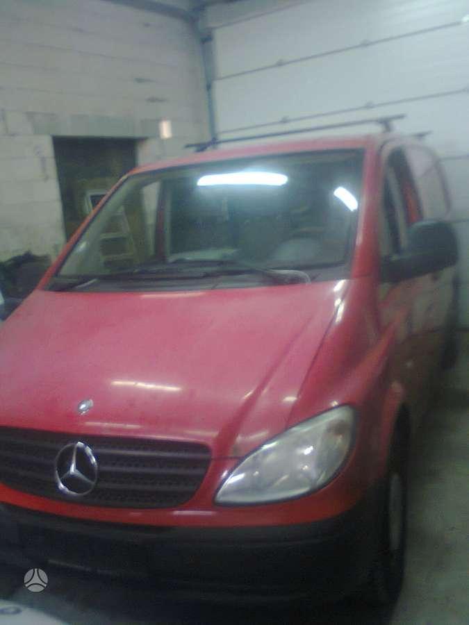 Mercedes-Benz Vito, krovininiai mikroautobusai