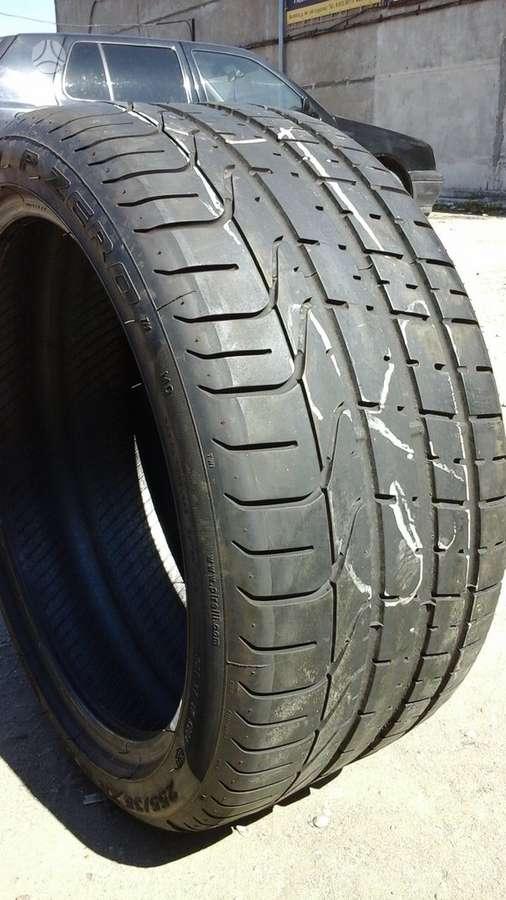 Pirelli, vasarinės 255/35 R19