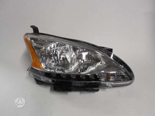 Nissan Sentra. Nissan sentra led right headlight 2013-2014 usa