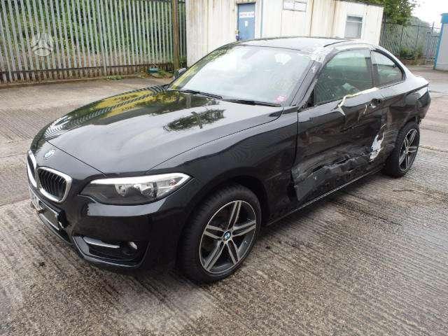 BMW 2 serija. Dėl daliu skambinikite +37060180126 -adresas: