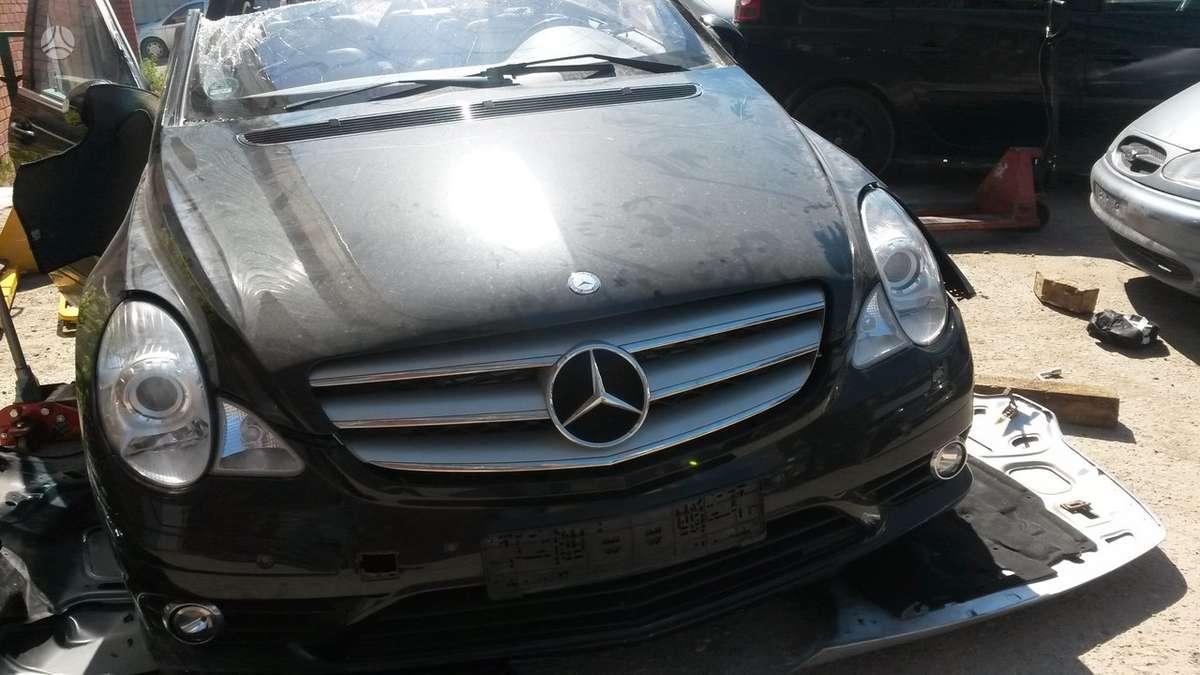 Mercedes-Benz R320 dalimis. R 320   rida 140000 km  europinis
