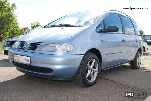 Volkswagen Sharan. Turiu ir 66kw