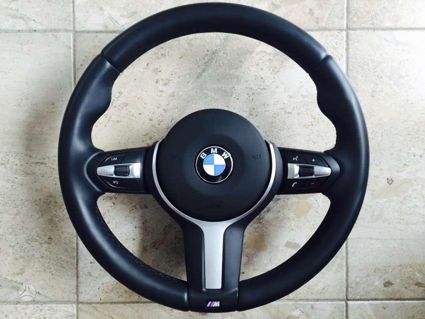 BMW 5 serija. Yra tik nbt navigacijos komplektas ir vairas  400 (