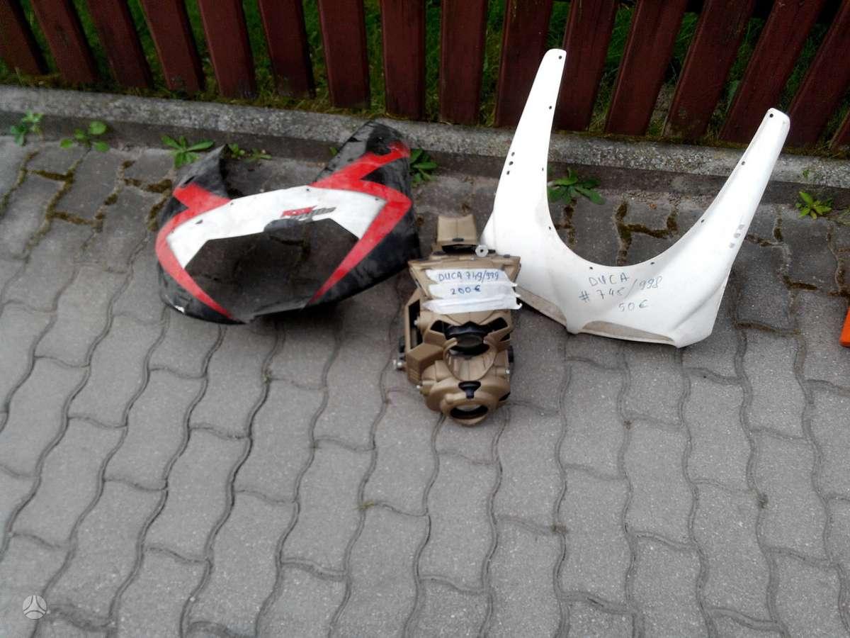 Ducati 748, sportiniai / superbikes