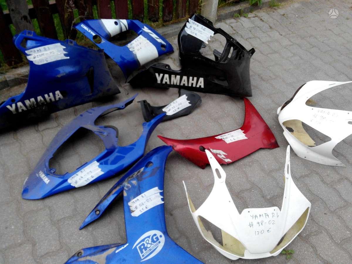Yamaha -kita-, sportiniai / superbikes