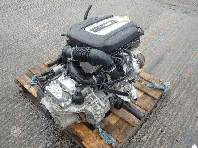 Audi A3. 2.0 tfsi kodas cjx deze pur quatro dsg