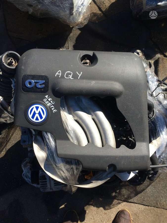 Volkswagen Golf. Variklio kodas aqy  europa iš šveicarijos(ch)