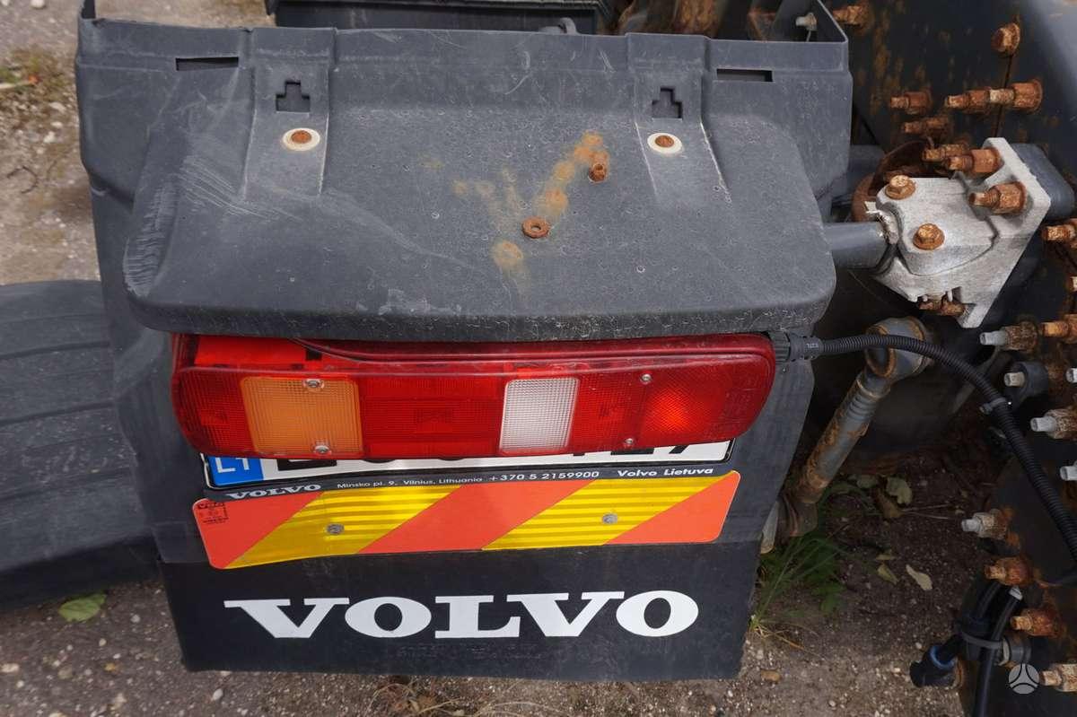 Volvo FH, vilkikai
