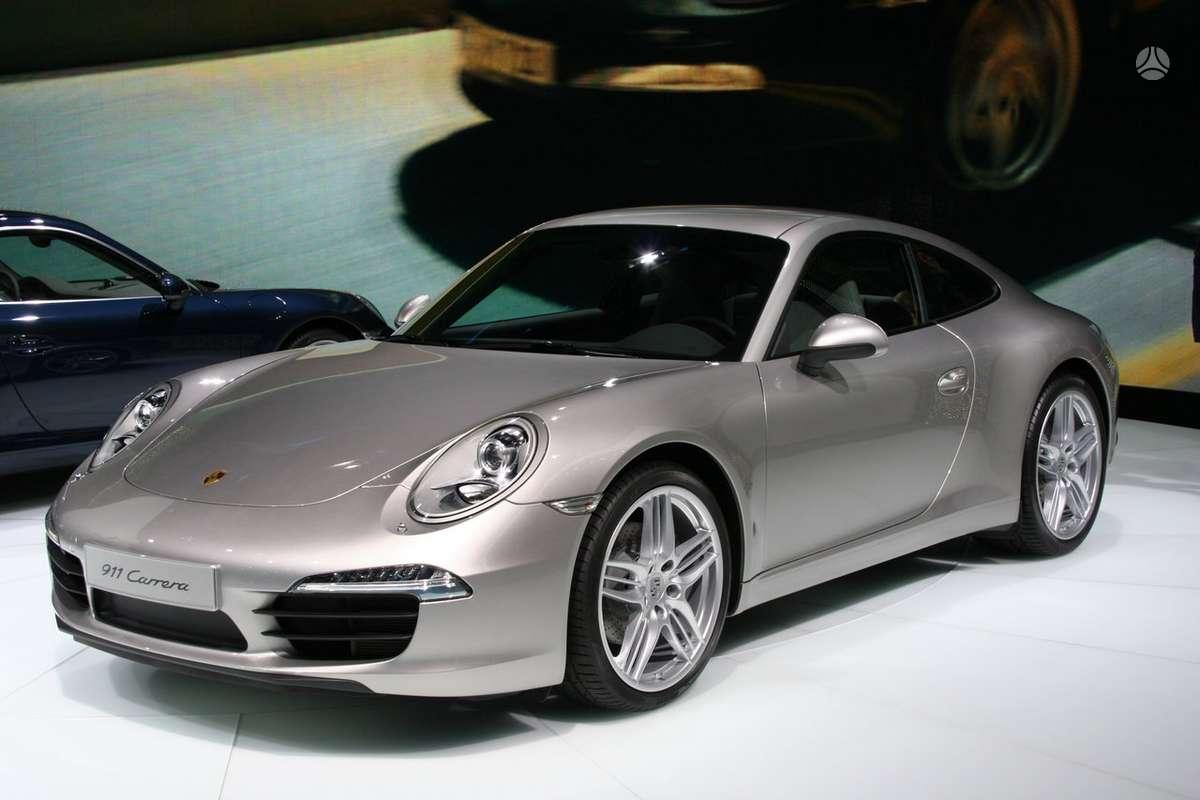 Porsche 911. !!!! tik naujos originalios dalys !!!!  !!!