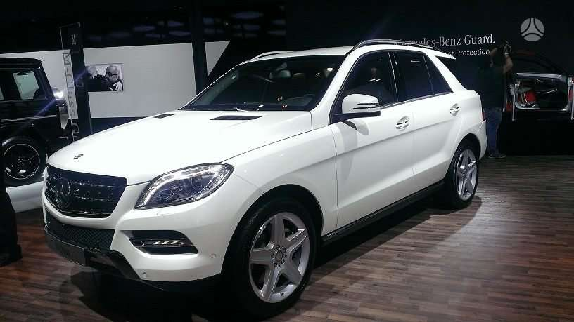 Mercedes-Benz ML klasė. !!!! tik naujos originalios dalys !!!!
