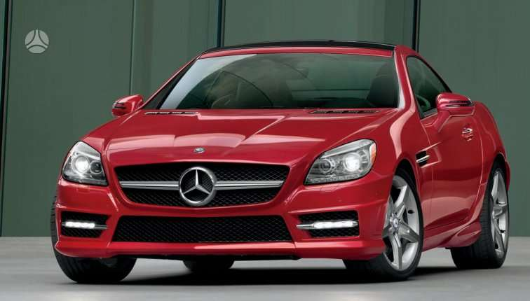 Mercedes-Benz SLK klasė. !!!! tik naujos originalios dalys !!!!