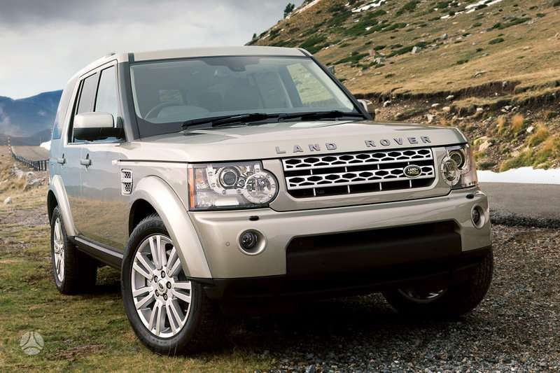 Land Rover Discovery. !!!! tik naujos originalios dalys !!!!  !