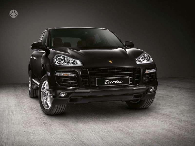 Porsche Cayenne. !!!! tik naujos originalios dalys !!!!  !!!