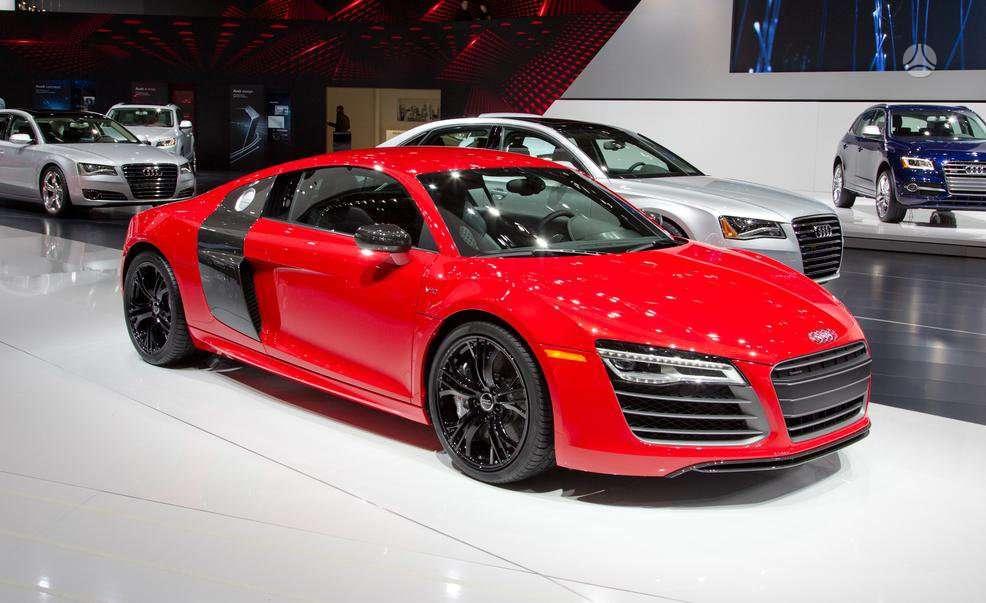 Audi R8. !!!! naujos originalios dalys !!!! !!! новые оригинальн