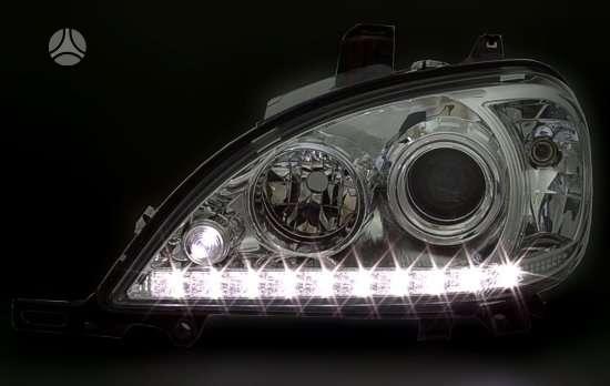 Mercedes-Benz ML klasė. Tuning dalys.-98-05. priekiniai zibintai