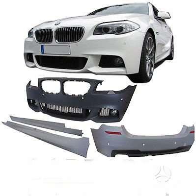 BMW 5 serija. M tech f10-f11 arba m5 bamperiai  f10 [