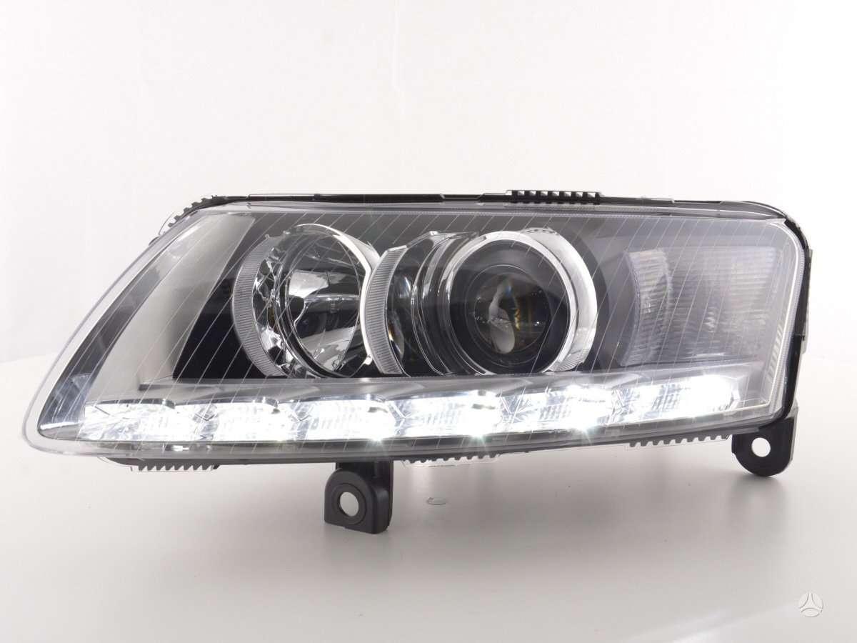 Audi A6. xenon d2s su led  05-08m-1-3 pvz - depo -made in