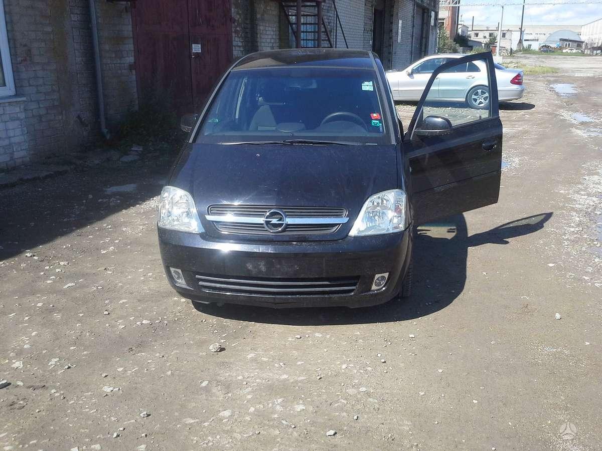 Opel Meriva dalimis. 1,7 cdti maza rida, europa.