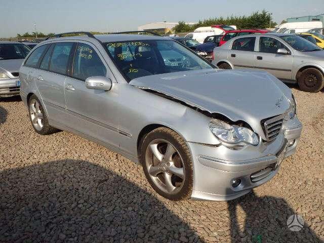 Mercedes-Benz C klasė. 646