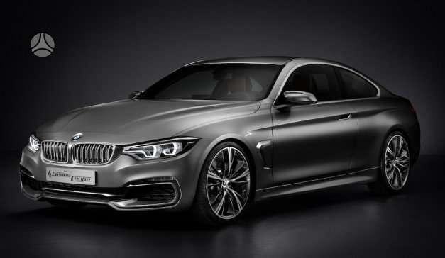 BMW 4 serija. !!!! naujos originalios dalys !!!! !!! новые ориги