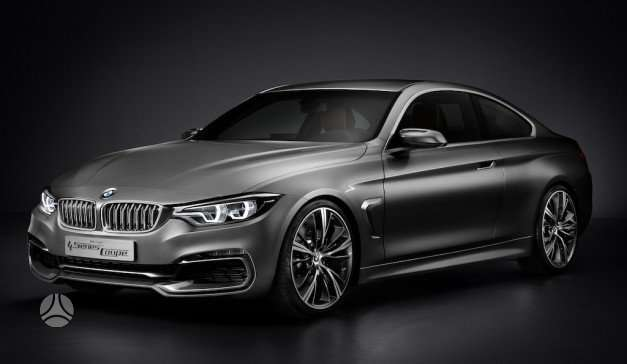 BMW 4 serija. !!!! tik naujos originalios dalys !!!!  !!!