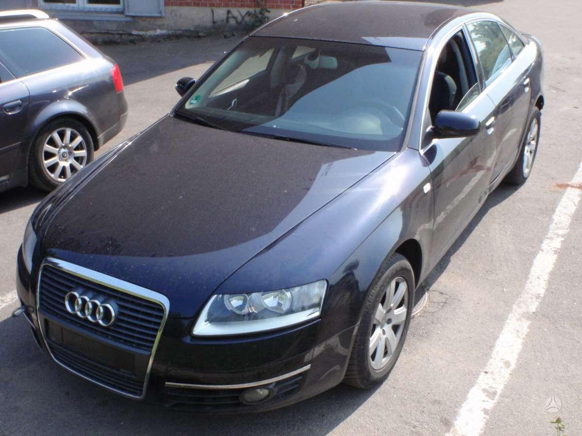 Audi A6 dalimis. Audi vw seat skoda dalimis adresas: taikos g.