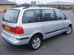 Volkswagen Sharan. Yra 66kw ir 96kw