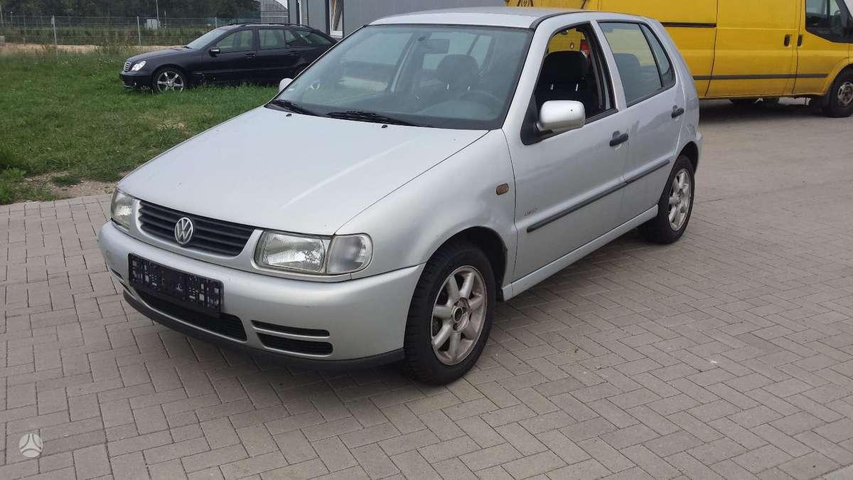 Volkswagen Polo. Naudotos automobiliu dalys automobiliai nuo