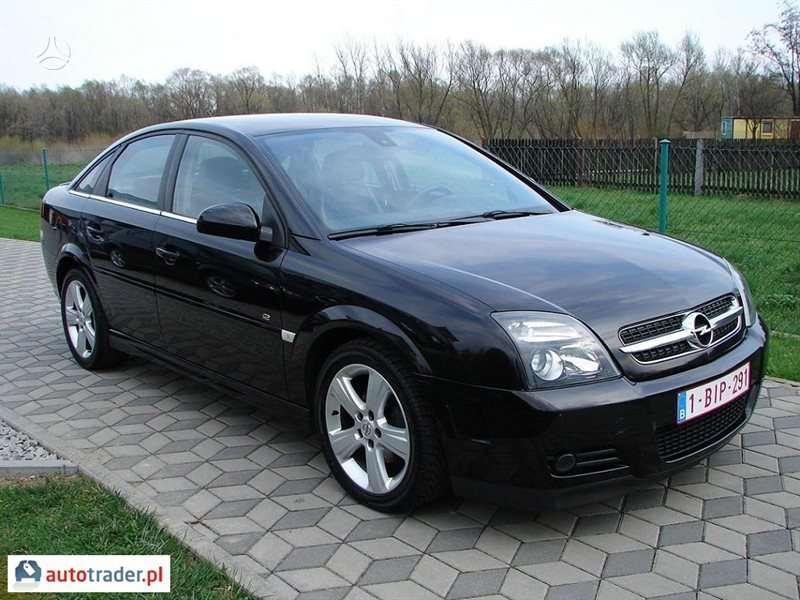 Opel Vectra. Yra 2.2 dyz ir 1.8 benz