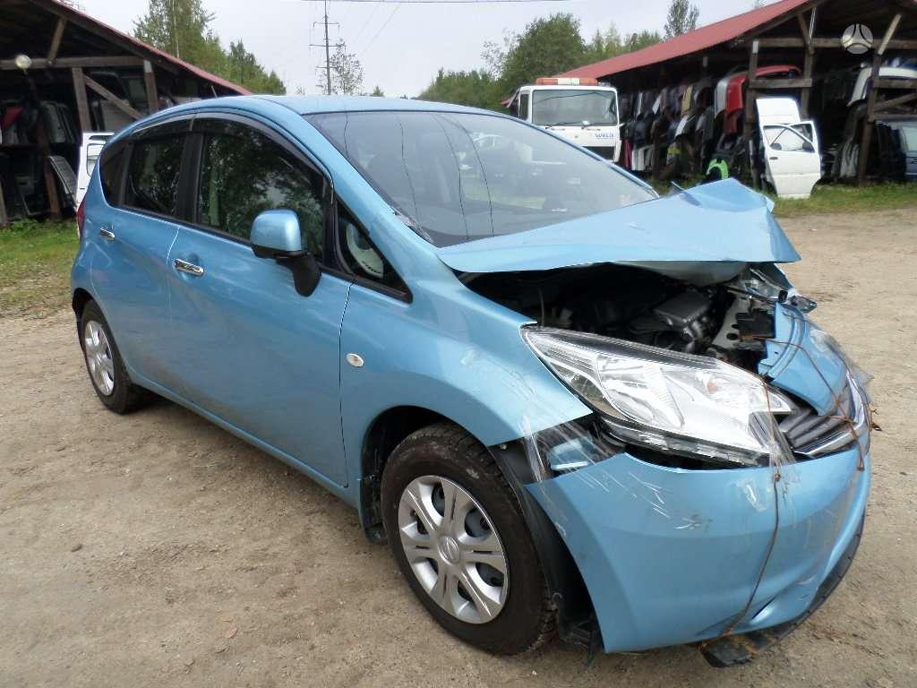 Nissan Note dalimis. Transport detali : riga;kaunas;vilnius