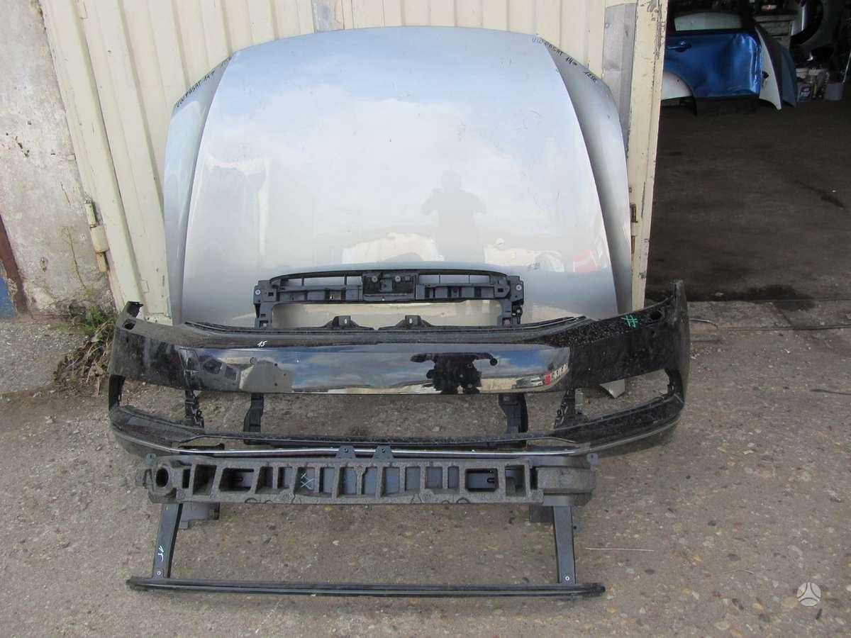 Volkswagen Passat. Prekyba auto dalimis naudotomis europietiš