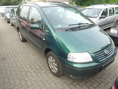Volkswagen Sharan dalimis. Auto is uk