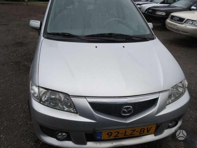 Mazda Premacy dalimis