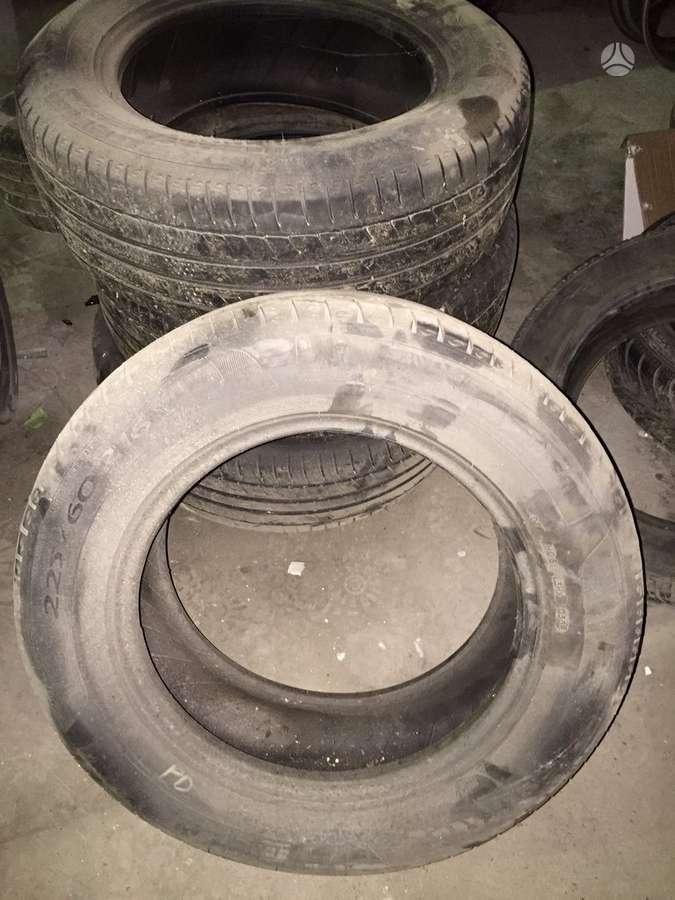 Michelin, vasarinės 225/60 R16