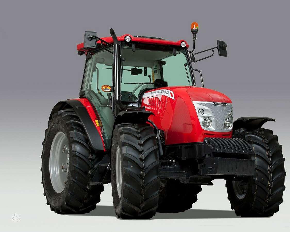McCORMICK X5 Serija, traktoriai