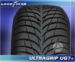 Goodyear  UG 7, universaliosios 205/55 R16