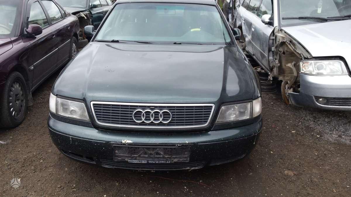 Audi A8. Audi a8 97m. 2.8 128kw,,dalimis,,tiesioginio ipurskimo