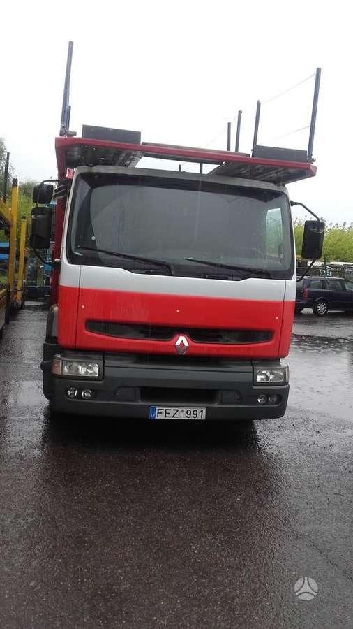 Renault Premium 400, sunkvežimiai