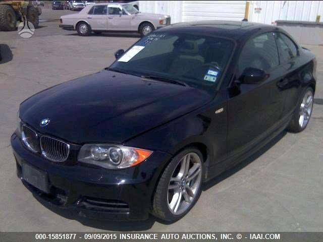 BMW 135 dalimis. Bmw 135i m-paket tel. 8 6  1 6 0 0 1 2 2
