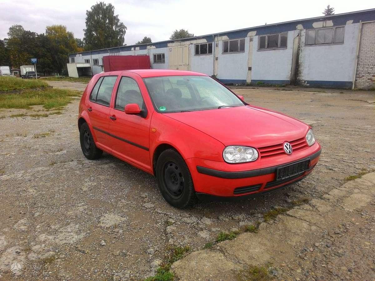 Volkswagen Golf. Golf4 1,4 16v akq aua axp dalimis 867325222